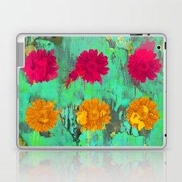 Lysergic Daisies Laptop & iPad Skin