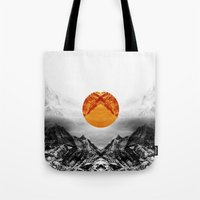 xbox Tote Bags featuring Why down the circle by Stoian Hitrov - Sto