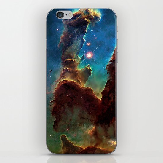 Eagle Nebula's Pillars by cosmo18