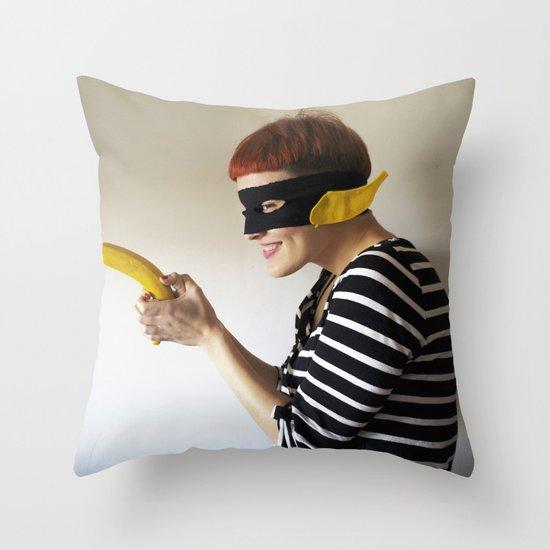 Kit da lavoro Throw Pillow