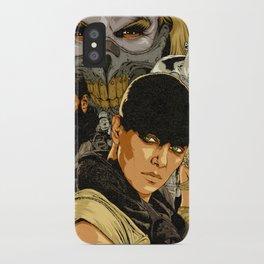 M. M. F. R. iPhone Case