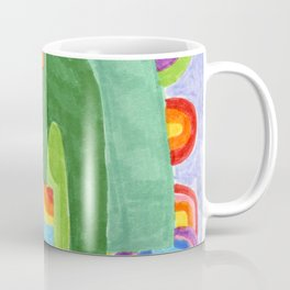 Rainbow Pileup Coffee Mug