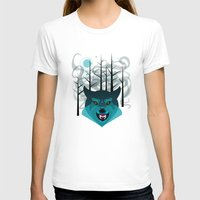 howl T-shirts featuring Howl by Kathryn Hudson Illustrations