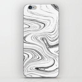 Marble (watecolor) iPhone Skin