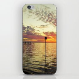 Dock of the Bay iPhone Skin