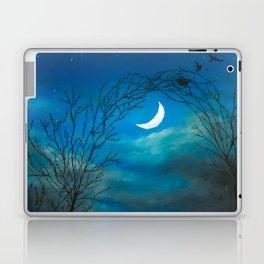 The Moon Gate Laptop & iPad Skin