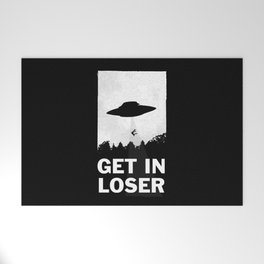 Get In Loser Welcome Mat