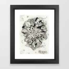 Constellar Framed Art Print