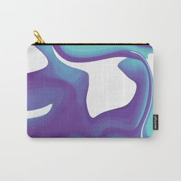 Liquid Marble Purple Shades 010 Carry-All Pouch