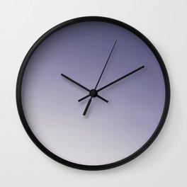 Sky limit Wall Clock