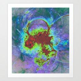 colorburn Art Print