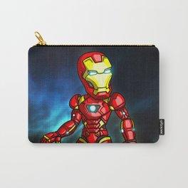 Iron Man Cartoon Carry-All Pouch