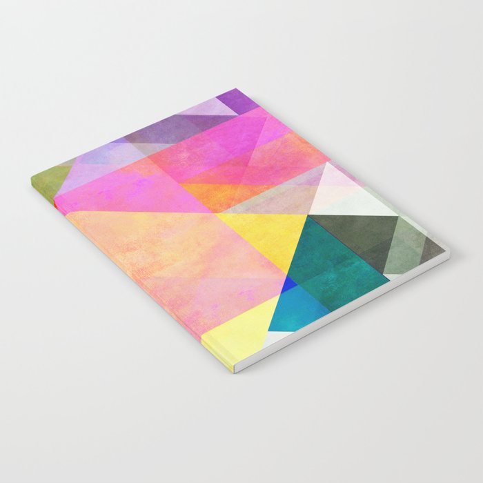 Color Blocking 2 Notebook