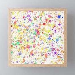 Colorful World Framed Mini Art Print