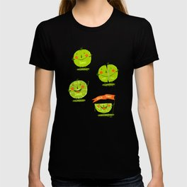 Lime emotions  T-shirt