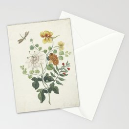 Machtelt Moninckx - Still life with flowers - 1600/1687 Stationery Cards
