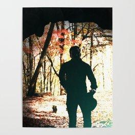 Donnie, Cave Portrait Poster