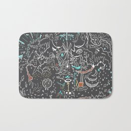 When We Were Small, And Fear Was Just a Memory. Bath Mat