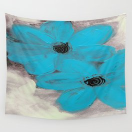 Moody Blues Wall Tapestry
