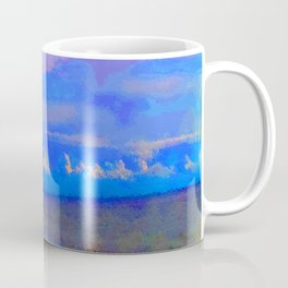 Horizon at Icacos Coffee Mug