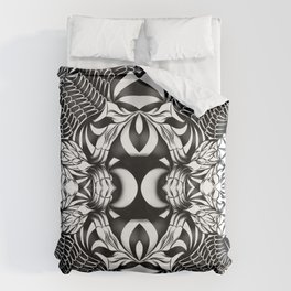 Reads and Writes Duvet Cover
