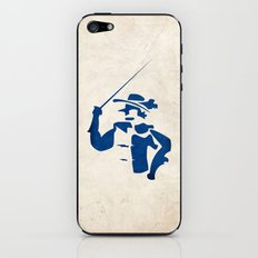 Cyrano de Bergerac - Digital Work iPhone & iPod Skin