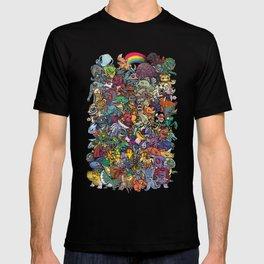 Kaiju Crew T-shirt