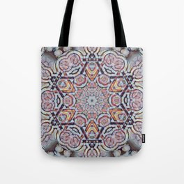 Faces Of Judaism Tote Bag