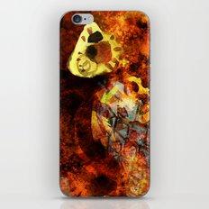 Chasing bugs. iPhone & iPod Skin