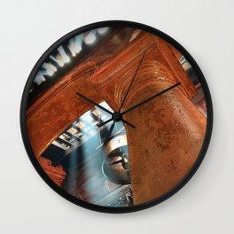 Temple Light, Vietnam Wall Clock