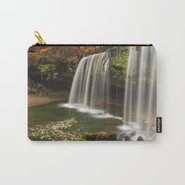 Nabegataki Falls in Japan in autumn Carry-All Pouch