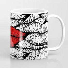 A Bunch of Kisses Coffee Mug