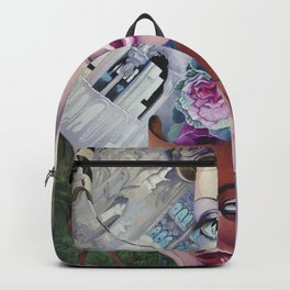Lady Europe Backpack