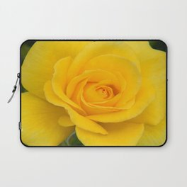 Yellow Rose Laptop Sleeve