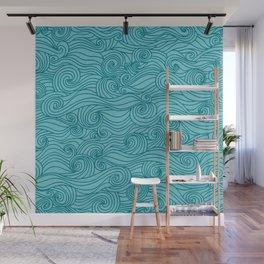 Cyclone Wall Mural