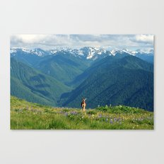Nature's Calling Canvas Print