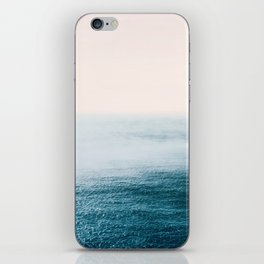 Ocean Fog iPhone Skin