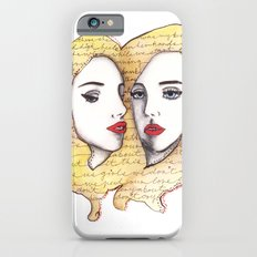We are there for each other.  iPhone 6s Slim Case