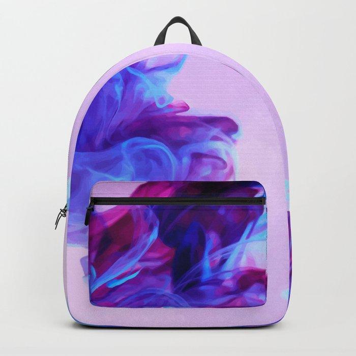 Ink Drops Backpack