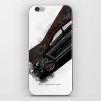 audi iPhone & iPod Skins featuring RS3 by an.artwrok