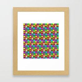 LOVE-1 Framed Art Print