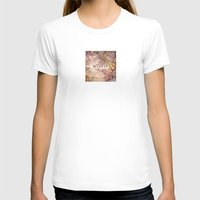 wander T-shirts featuring wander by Sylvia Cook Photography