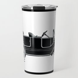 Old car Travel Mug