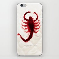 drive iPhone & iPod Skins featuring Drive by Luke Eckstein