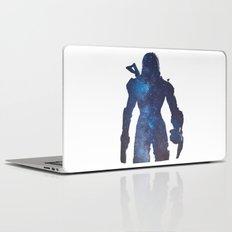 Mass effect - Space , Female Shepard  Laptop & iPad Skin