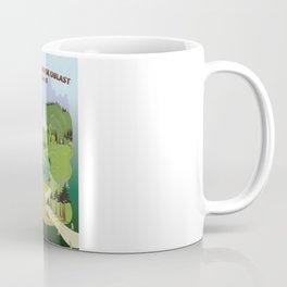 Ivano-Frankivsk Oblast Ukraine Coffee Mug