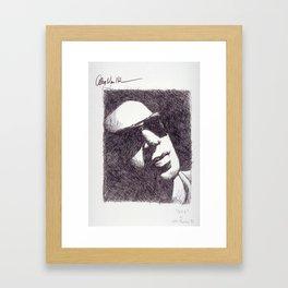 Halen Framed Art Print