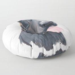 Great Dane Floor Pillow