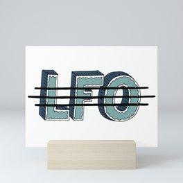 LFO Mini Art Print