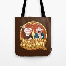 Statler & Waldorf Tote Bag